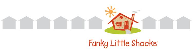 Funky Little Shacks logo